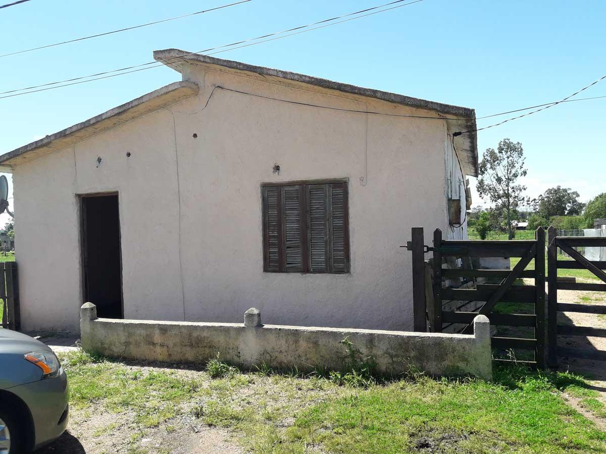 Casa en la periferia